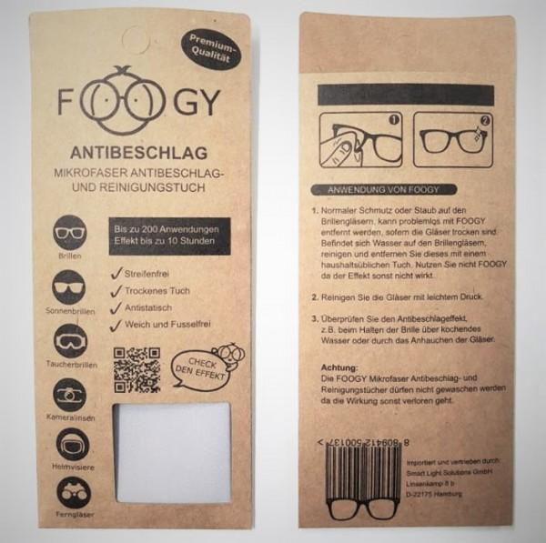 Anti-fog Antibeschlag Tuch
