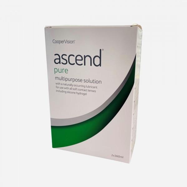 ascend pure 2x360ml
